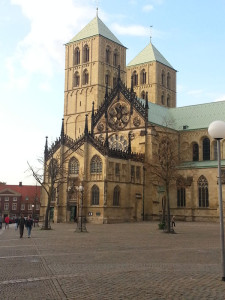 Münster die Marktstadt