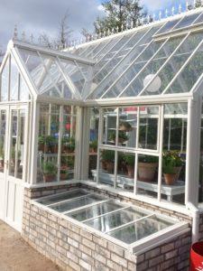 Glashaus Nachhaltigkeit
