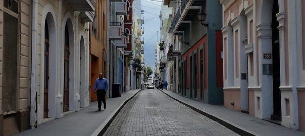 Puerto Rico Straße
