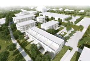 Triumph Areal Heubach - Generationenübergreifend - The Grounds Real Estate Development AG