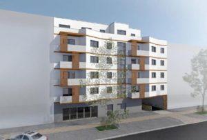Magdeburg Halberstädterstrasse Altersgerechte Wohnen The Grounds Real Estate Development AG