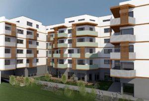 Magdeburg Halberstädterstrasse Altersgerechte Wohnen Neubau The Grounds