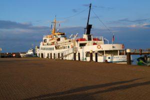 Schiff Cuxhafen