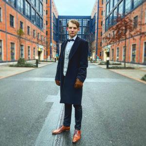 Moritz Bausch - FSJer & Blogger