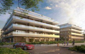 Immobilienentwicklung: Im Einklang nachhaltig - Mindeststandard KfW 55